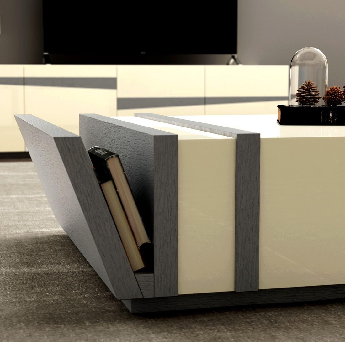 Mesa de Centro Espiga