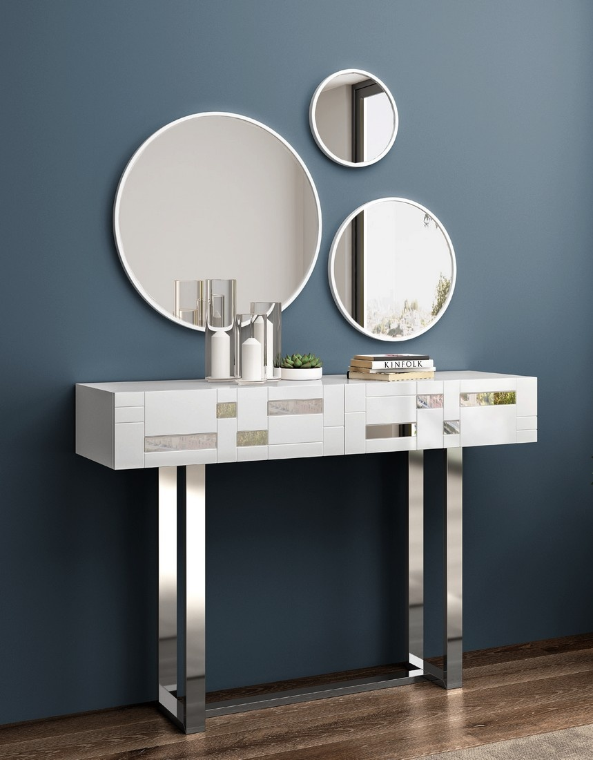 Consola com Espelho Miroir