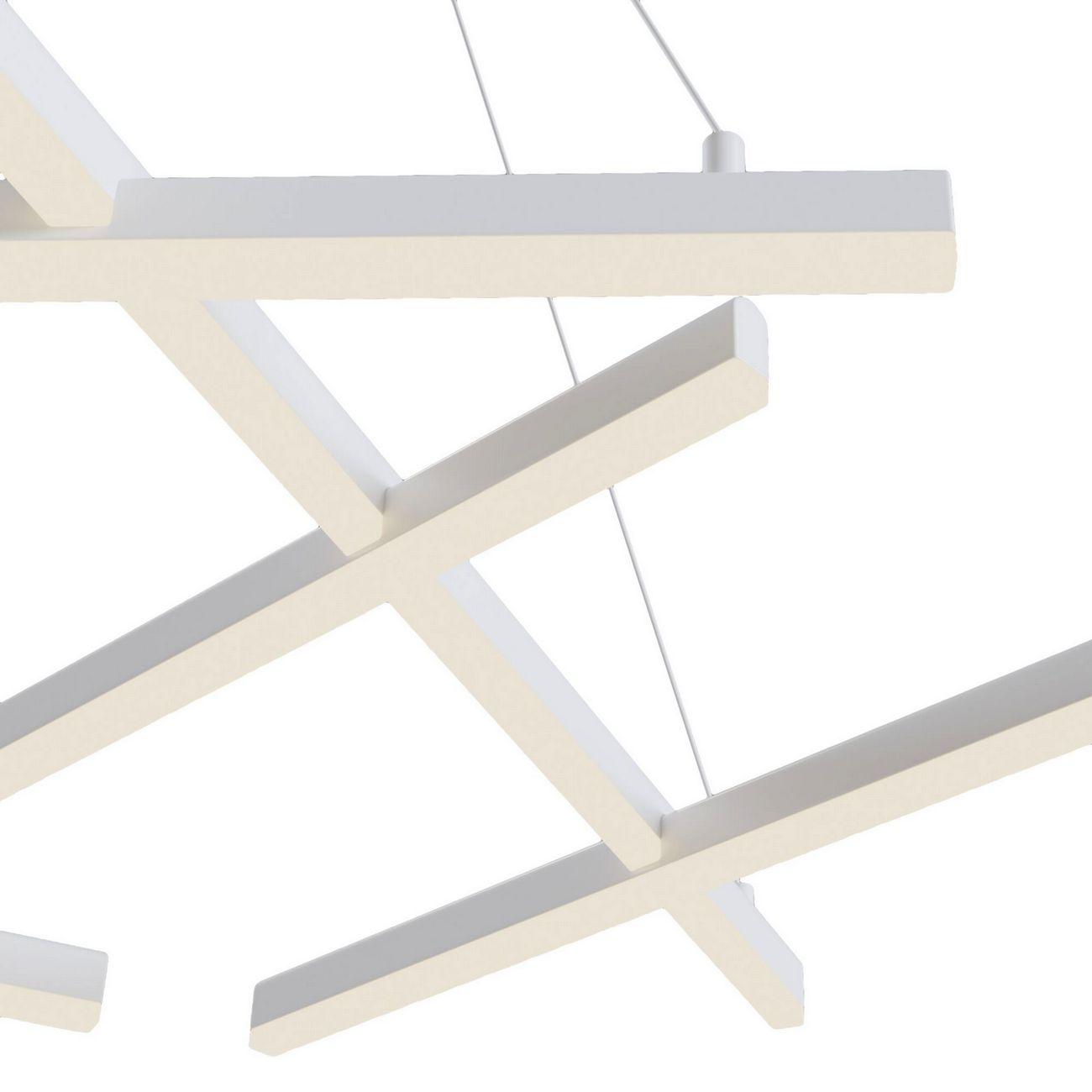 Candeeiro de Teto Line Branco