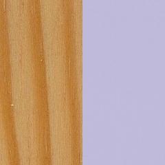 Pinho+ MDF / Pinho mel+ Púrpura