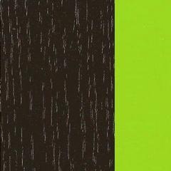 Carvalho/ Wengue+ Lacado Verde