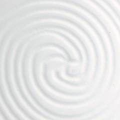 Wengue / Entalhado Espiral Branco