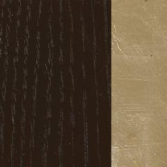 Carvalho / Cor Wengue + Ouro