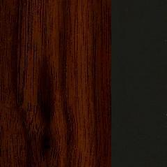 Nogueira + Lacado Preto Alto Brilho