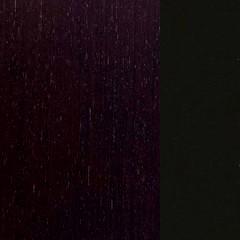 Wenge + Lacado Preto Alto Brilho