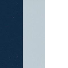 Faia + MDF / Branco+Azul Escuro+Azul C�u