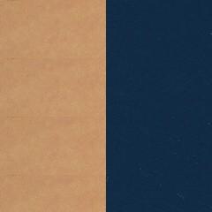 Faia + MDF / Faia + Azul Escuro