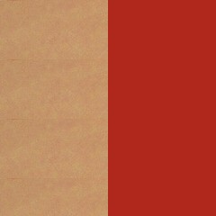 Faia + MDF / Faia + Vermelho