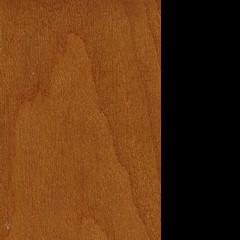 Cerejeira + MDF / Cerejeira + Lacado Preto (Foto)