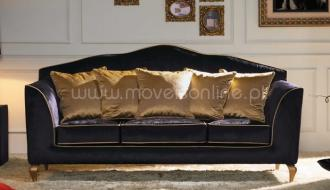 Sofa Luxury 3 Lugares