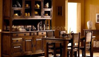 Sala Jantar Rustica Grd