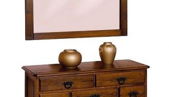 Consola com Espelho Diana Média