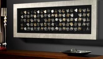 Painel Decorativo Cubic