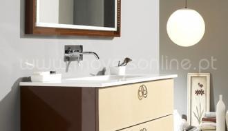 Movel Casa de Banho Leder 2