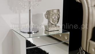 Mesa de Cabeceira Espelho