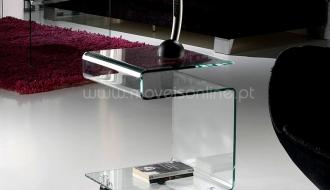 Mesa de Apoio Glass