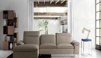Sofa Chaise Longue Rica