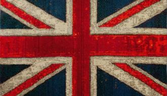 Tapete Flag UK