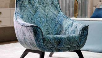 Cadeirao Alfaiate Blue