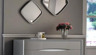 Comoda com Espelho Charlotte