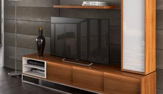 Estante Tv Inox II