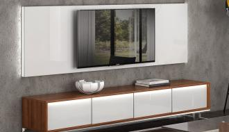 Estante Tv Inox I