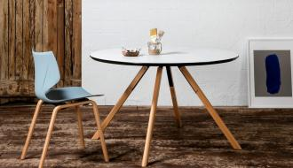 Mesa de Cozinha Lesly Redonda
