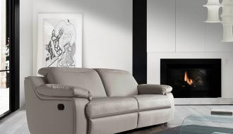 Sofa Relax 3 Lugares Ottavio