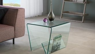 Mesa de Apoio Glass III