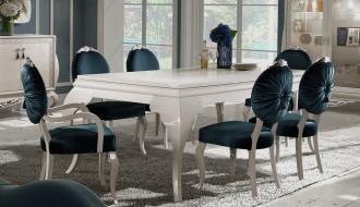 Mesa de Jantar Extensível Nila