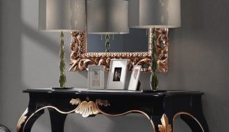 Consola e Espelho Khyara