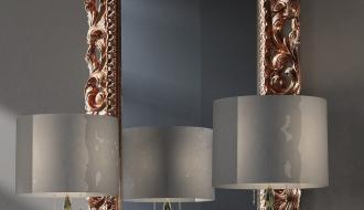 Espelho em Talha Khyara