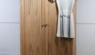 Roupeiro Chic Weathered Wardrobe