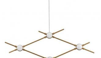 Candeeiro de Teto Atomo 4L