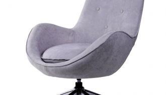 Cadeira Giratória Prague